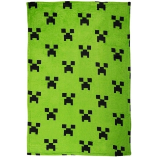 Fleece deka Minecraft 100/150